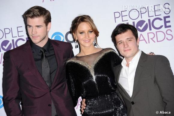 """Hunger Games"" grand favori des People's Choice Awards 2013."