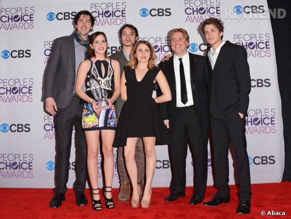 """Le monde de Charlie"" meilleur film dramatique aux People's Choice Awards 2013."
