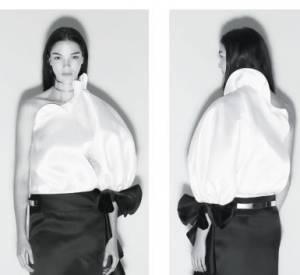 Campagne Printemps-Été 2013 Givenchy avec MariaCarla Boscono.