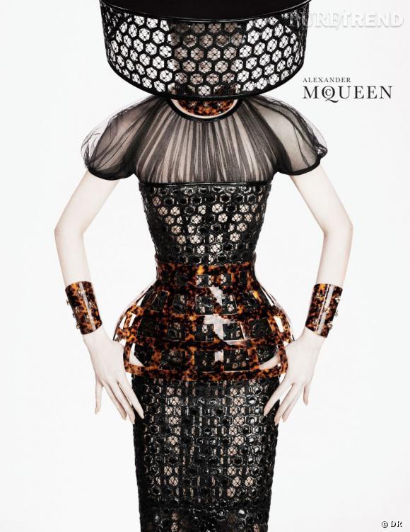 Campagne Printemps-Eté 2013 Alexander McQueen.