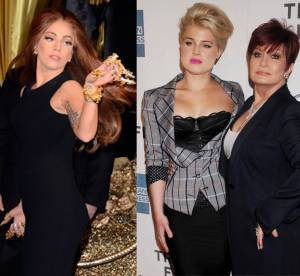 Lady Gaga en guerre contre Kelly Osbourne : Sharon Osbourne s'en mele