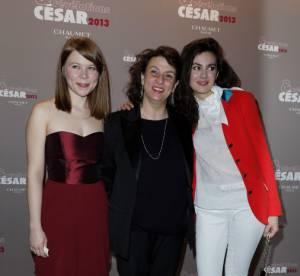 Julia Faure, Izia Higelin, Alice Pol : la soiree des Revelations Cesar 2013