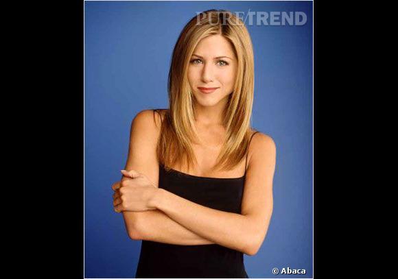 Les obsessions beauté des stars Fin des années 90, Jennifer Aniston adopte le dégradé. Une coiffure qu'elle n'a plus quittée.