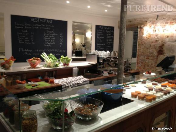 Le Café Pinson.