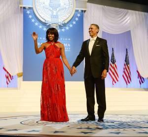 Michelle Obama, une deesse pour l'investiture de son mari