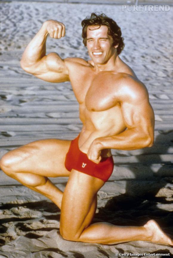 Arnold Schwarzenegger période culturiste, impressionnant !
