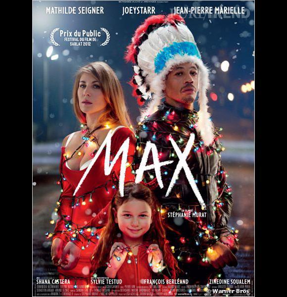 """""""Max"""", au cinéma le 23 janvier."""
