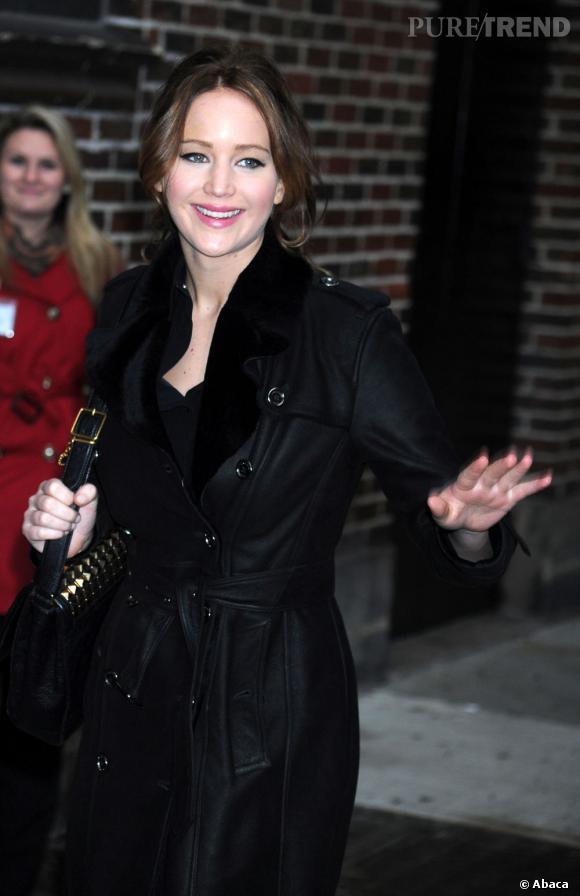 Jennifer Lawrence, l'actrice que toutes les maisons veulent habiller aux Oscars 2013.