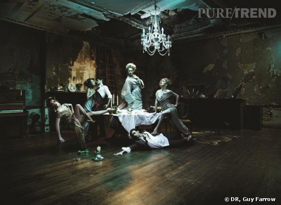 Vivienne Westwood habille l'English National Ballet.