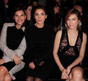Virginie Ledoyen, Dita Von Teese, Catherine Deneuve : les front rows Elie Saab, Valentino, Gaultier...