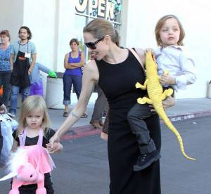 Angelina Jolie, enceinte de son 7eme enfant ?