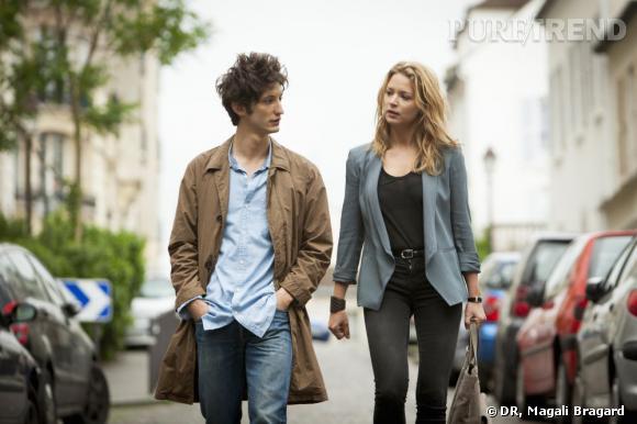 """""""20 ans d'écart"""", Pierre Niney et Virginie Efira, un couple étonnant."""