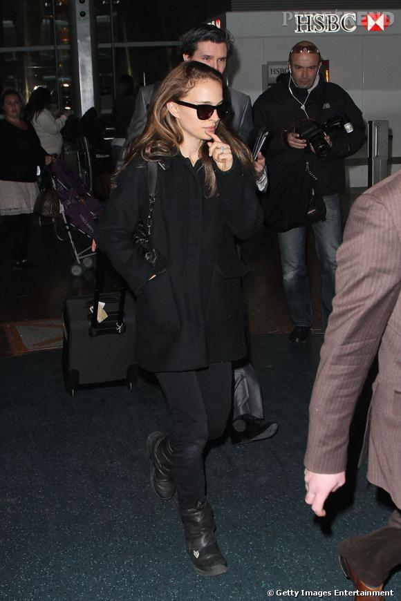 Natalie Portman, future parisienne !