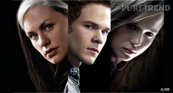 "Anna Paquin, Shawn Ashmore et Ellen Page viennent compléter le casting de ""X-Men : Days of Future Past""."