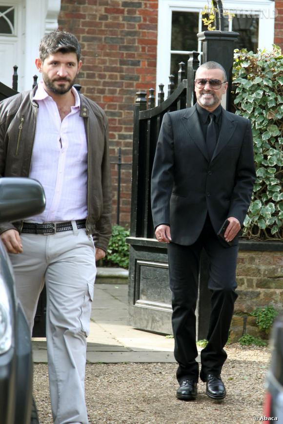 George Michael et Fadi Fawaz. Toujours ensemble.