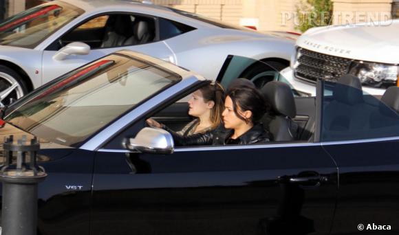Michelle Rodriguez et sa mystérieuse nouvelle copine.