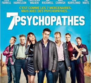 7 Psychopathes : les bonnes raisons d'aller voir la comedie dejantee