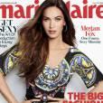 Megan Fox pour le Marie Claire UK du mois de mars 2013.