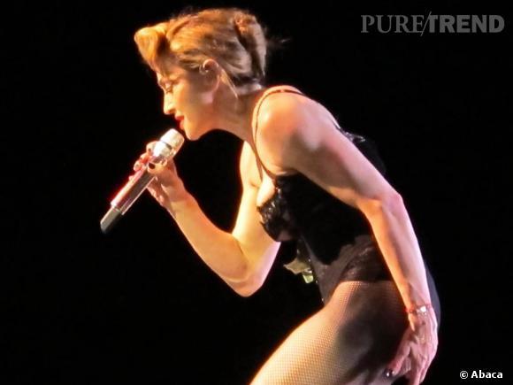 On connaît le goût de Madonna pour le trash pendant ses concerts, comme lors de son show à Buenos Aires... On se demande ce que cela donnera sur Instagram !