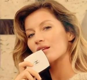 Les Beiges de Chanel : Le teaser avec Gisèle Bundchen