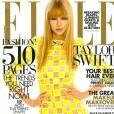 Taylor Swift photographiée par Carter Smith pour Elle Us mars 2013.