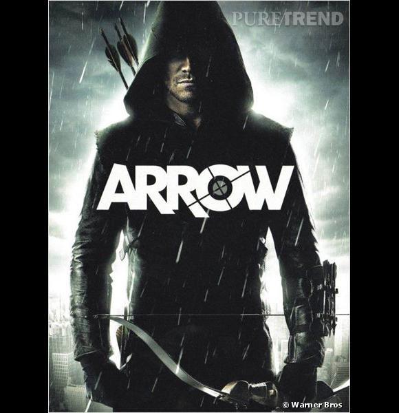 """La série """"Arrow"""", avec Stephen Amell, a été renouvelée pour une deuxième saison ! Une très bonne nouvelle pour cette série qui n'a débuté qu'en octobre 2012."""