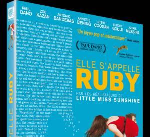 """Le DVD : """"Elle s'appelle Ruby"""". Pourquoi lui ? La comédie la plus rafraîchissante de 2012 est enfin sortie en DVD. """"Elle s'appelle Ruby"""" est le genre de film que l'on pourrait se passer en boucle tant il est drôle et subtil. Le duo Zoe Kazan et Paul Dano (en couple dans la vraie vie) est juste adorable... En bref on aime tout ! Le prix : 19.99 €"""