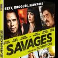 """Le DVD  : """"Savages"""".    Pourquoi lui ?  Pour se plonger au coeur d'un cartel de drogues, sous l'oeil désaxé d'Oliver Stone. """"Savages"""" est à voir et à revoir, surtout si on apprécie Blake Lively qui casse son image de """"Gossip Girl"""" ou Aaron Johnson, un beau gosse par excellence. Casting explosif et fil sous haute tension, """"Savages"""", on l'adopte !    Le prix :  19.99 €."""