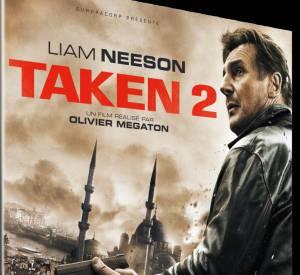 """Le DVD : """"Taken 2"""".  Pourquoi lui ? Parce qu'on a tous le premier en DVD. Les aventures de Liam Neeson en papa très (TRÈS) protecteur, on adore. Et puis si jamais on prévoit un road trip entre potes, on pourra laisser à notre père adoré les deux exemplaires de """"Taken"""" avec une petite notice : """"si jamais je pars en vacances et s'il y a un problème, regarde ces deux films et fais la même chose que Liam Neeson"""".  Le prix : 19.99 €."""