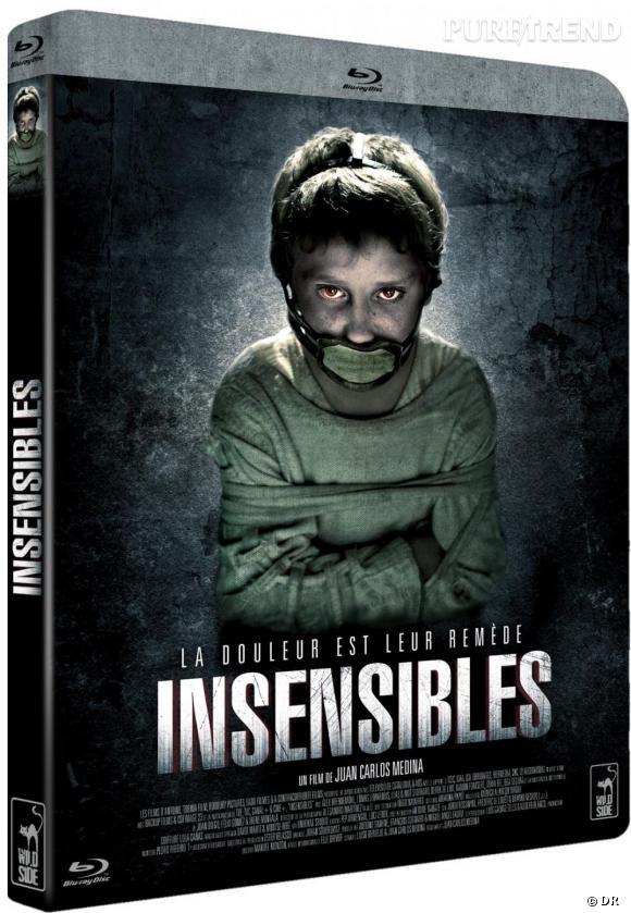 Le DVD : Insensibles Pourquoi lui ? Parce qu'un bon film d