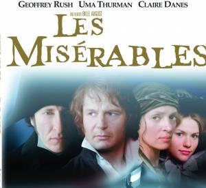 """Le DVD : """"Les Misérables"""". Pourquoi lui ? Et oui, deux films avec Liam Neeson pour le prix d'un dans notre sélection de février. Cette fois-ci, on adopte """"Les Misérables"""". Pourquoi ? Pour rester coller à l'actu, voyons. Avec la sortie au cinéma de la version comédie musicale, on vous propose de revoir celui-ci, version Blu-Ray bien entendu. Le prix : 19.99 €."""