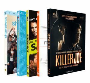 Killer Joe, Savages, Shameless... les 15 DVD coups de coeur de fevrier