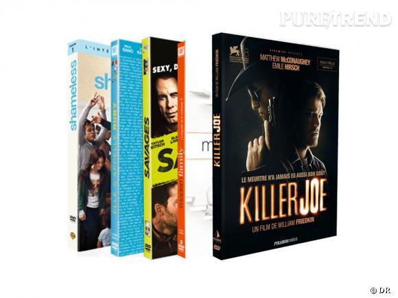 Notre sélection DVD de février !