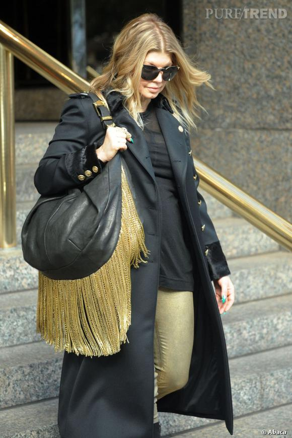 A 37 ans, Fergie vient d'annoncer qu'elle est enceinte.