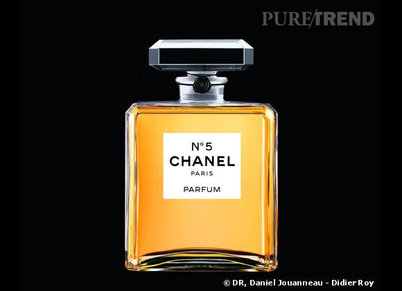 Le N°5 de Chanel est certainement le parfum le plus connu au monde.