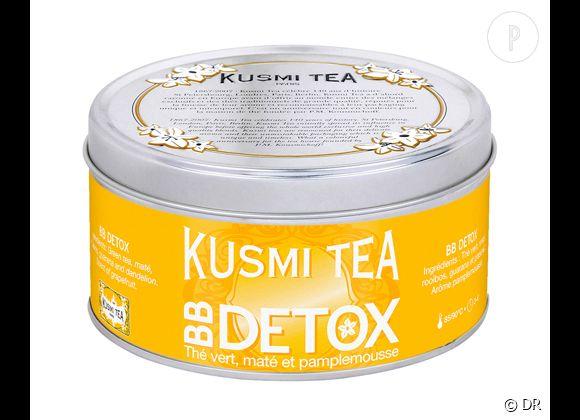 Le thé BB Detox est vendu au prix de 14,80 € le vrac de 125g, celui de 250 g est à 23,90 €. Les 20 sachets sont à 11,80 €.