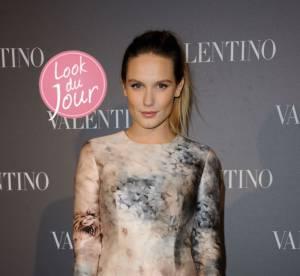 Ana Girardot, princesse moderne chez Valentino