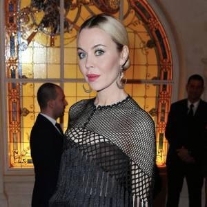 "Ulyana Sergeenko à la soirée ""CR Fashion Book 2""."