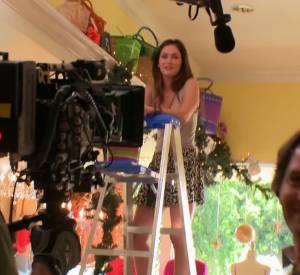 """""""40 Ans Mode d'Emploi """" : La featurette sur le personnage de Megan Fox."""