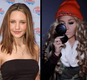 Amanda Bynes : De petite fille sage aux derapages trash, son evolution beaute en images