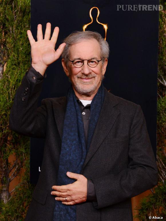 Steven Spielberg : 47 % le trouvent influent. Son principal atout : il est intéressant.