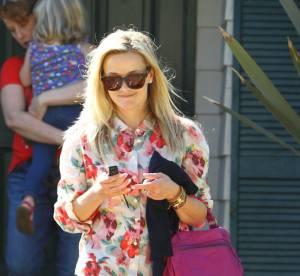 Reese Witherspoon, maman divine pour le printemps... A shopper !