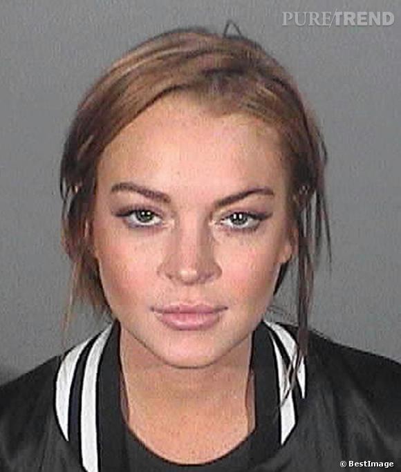 En début de semaine, Lindsay Lohan s'est offert son 6ème mugshot !