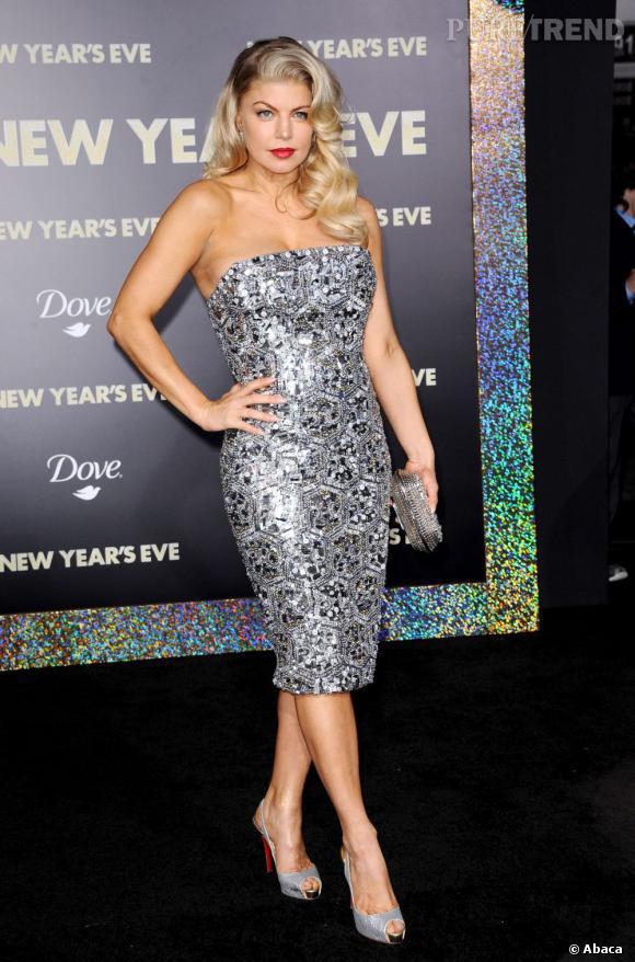 La chanteuse Fergie fête aujourd'hui ses 38 ans !