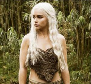 Game of Thrones : Les secrets coiffure d'Emilia Clarke, alias la Mere des Dragons