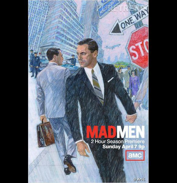 """La saison 6 de """"Mad Men"""" a enfin démarré aux Etats-Unis avec un épisode de 2 heures !"""