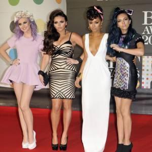 Les Little Mix aux Brit Awards 2013.