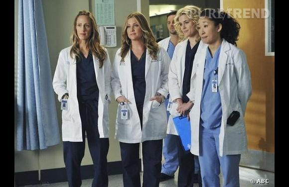 """""""Grey's Anatomy"""" revient sur TF1 pour une saison 8 haletante !"""