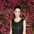 Sofia Sanchez au Dîner des Artistes Chanel.
