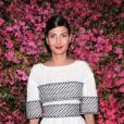 Giovanna Battaglia au Dîner des Artistes Chanel.